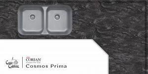 cosmos prima corian countertop installation