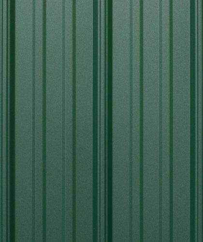 evergreen metal roofing panels