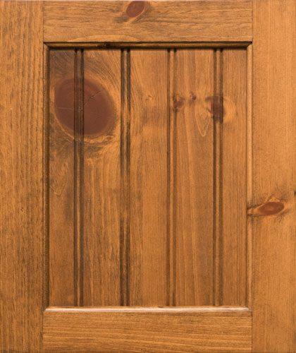 coppertone pine cabinet options